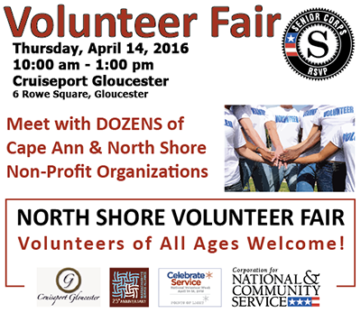 Volunteer Fair 2016