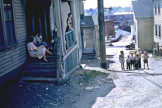 gloucester alley kids 7/51 [harbor terrace]