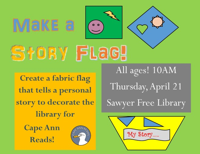 Story Flags April 21
