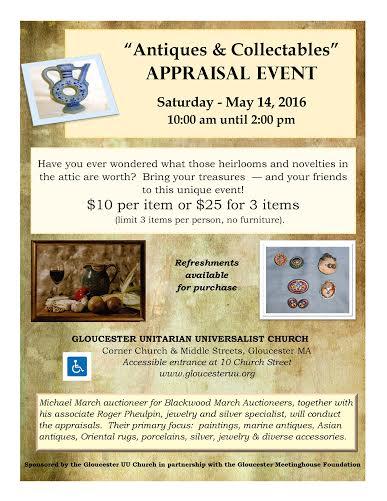 Appraisal Flyer