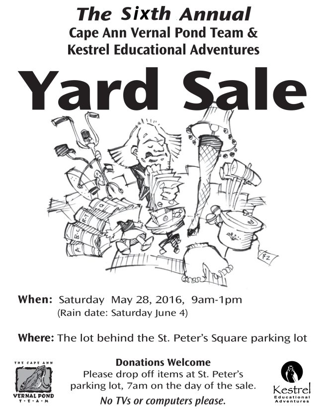 Yard Sale flyer2016SIXTH