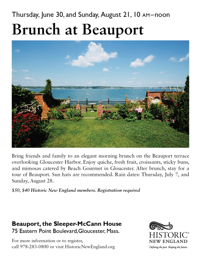 Beauport Brunch 2016