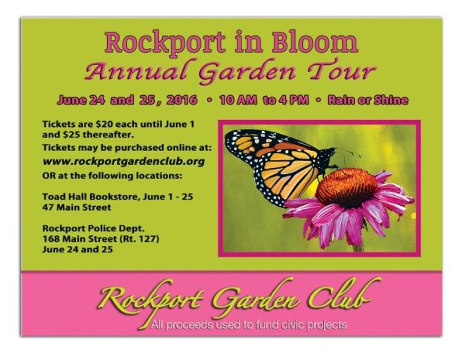 Rockport Garden Club