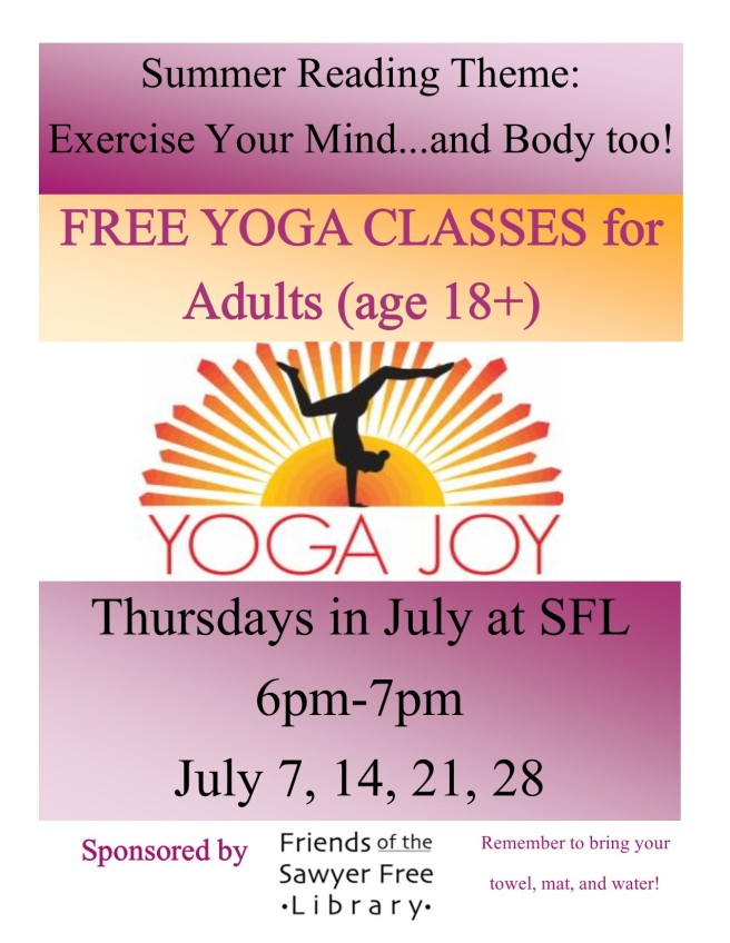 Summer Yoga - add seperate signup link