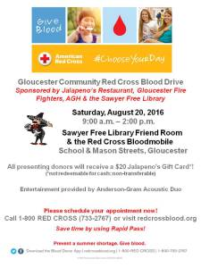 8-20-16  blood drive