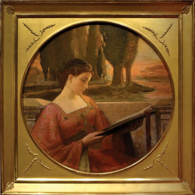 winter, woman reading