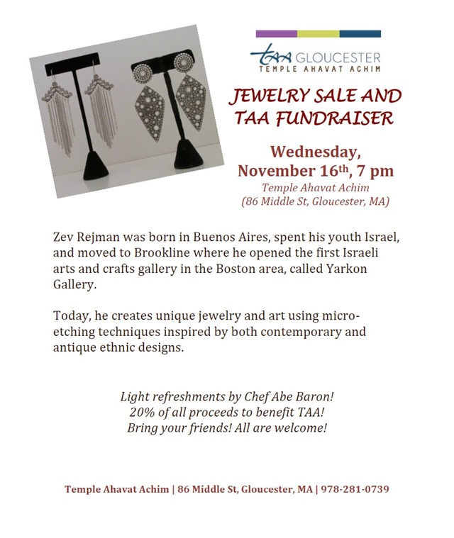 Jewelry Flyer PICTURE