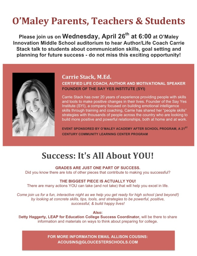 Carrie Stack Event Flyer 4.4.17 Docx
