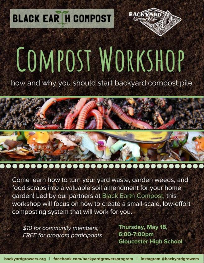 Compost workshop