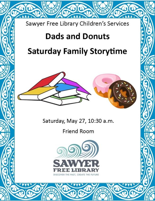 Dads and Donuts May