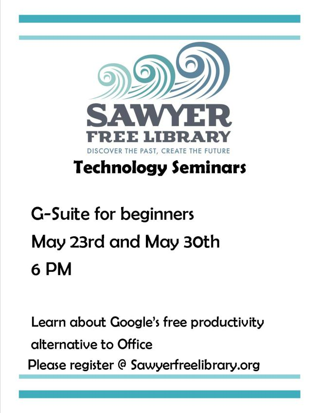 Tech Seminar May combined