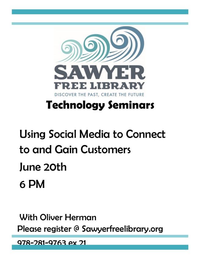 Tech Seminar June 20
