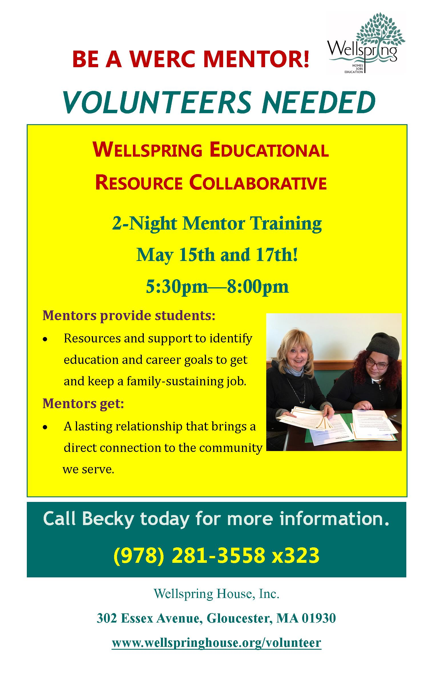 5x8 Postcard Mentor Recruitment 5-18