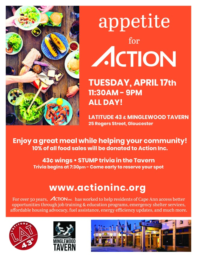 Appetite for Action RED