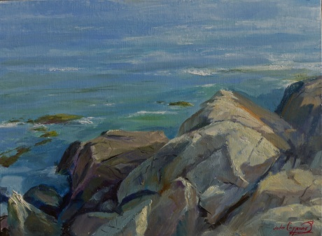 Afternoon Light 12 x 16 Inches 2 300 DPI (002)