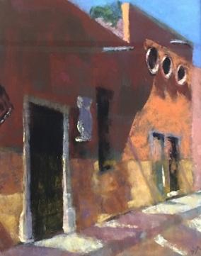 Barbara Naeser Street Eyes