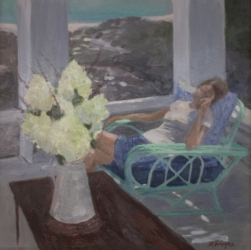 Mary Forte - Hayes Porch Siesta