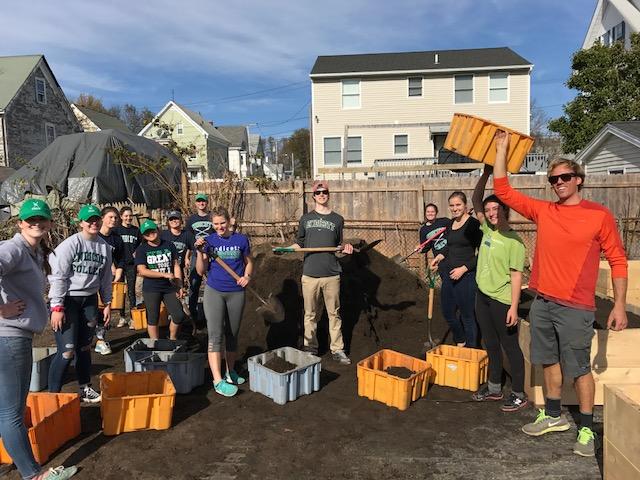 Backyard Growers Volunteer Info Session | Cape Ann Community