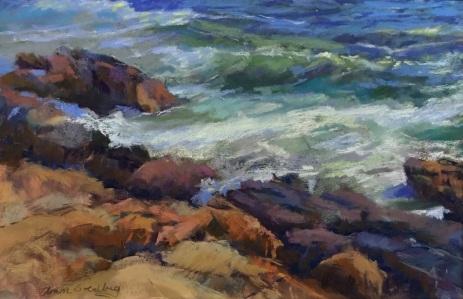 Ann Goldberg, Incomming Surf