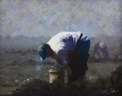 Susan Ellis, Morning Fog on the Flats