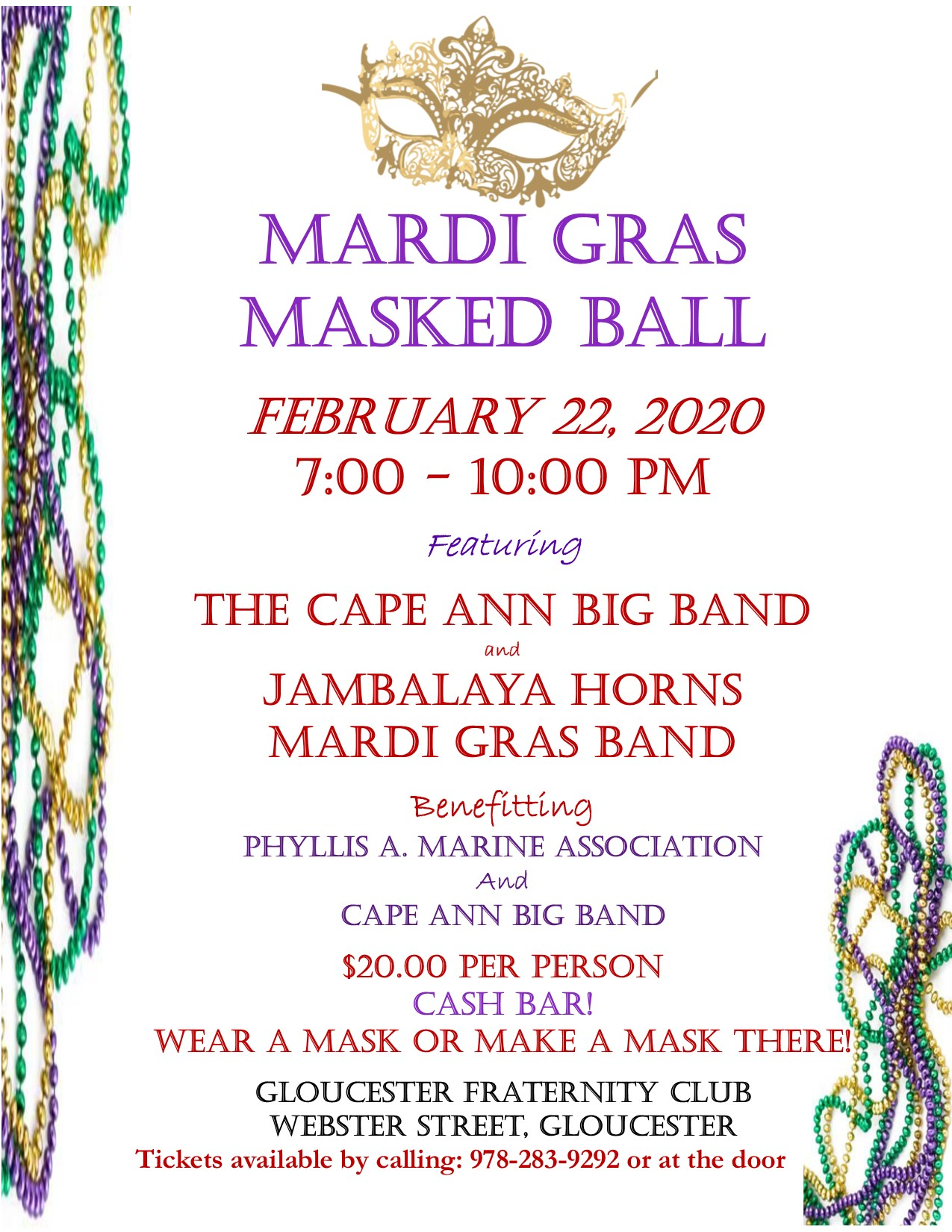 masked ball poster 2